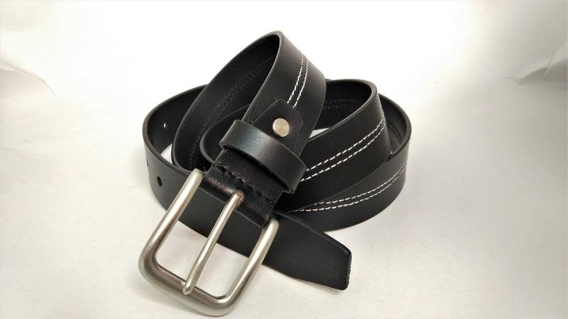 35 mm Unisex belt - Split men's belt