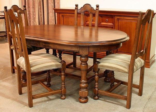 Комплект-Вильгельм - мебель из массива