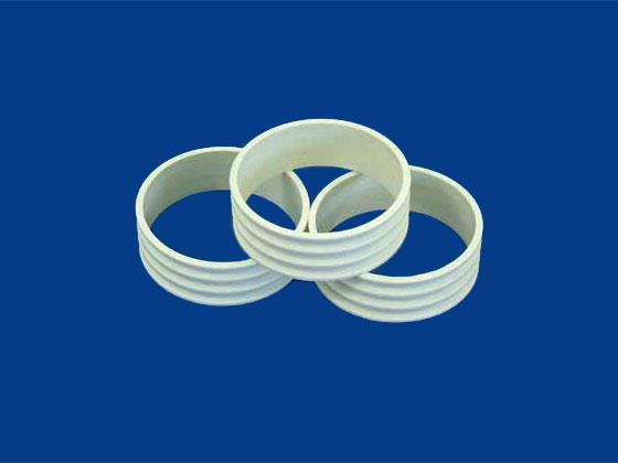 Triple-groove Plastic ABS Ring - Drybox Isolator Accessories - SKU: [9024/3ABS]
