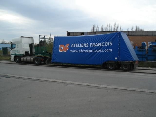 HIGH PRESSURE COMPRESSORS - Transport, logistics and service