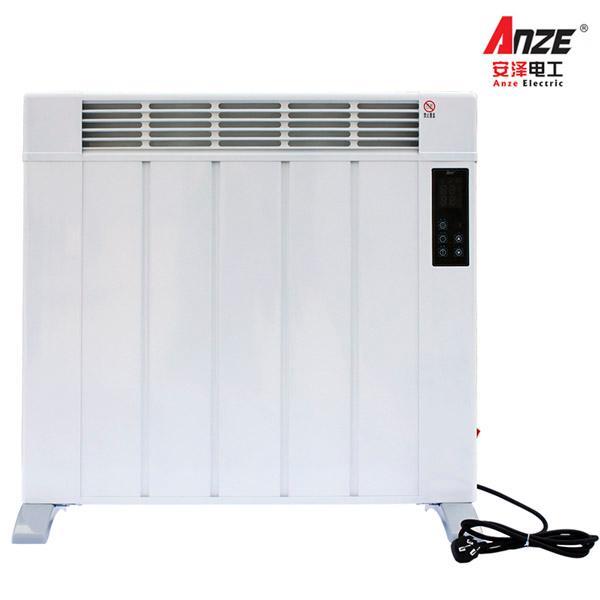 Calentador de espacio de película metálica Anze -
