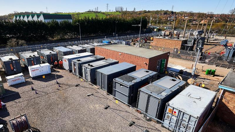 Low & High Voltage Transformer Hire - Power Generation Hire