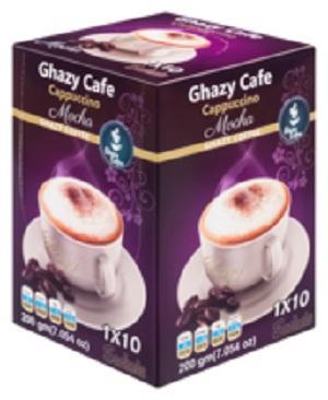 Ghazy Coffee Cappuccino Mocha - Ghazy Coffee Cappuccino Mocha