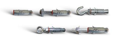 BA - Mechanical anchors