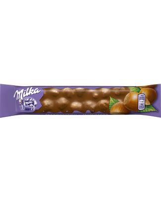 Milka baton lait noisettes ent. 45gr - 30 - Alimentation / chocolats