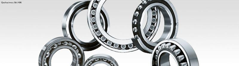 Rolling bearings - null