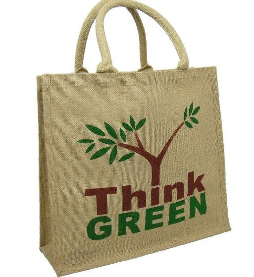 Using Eco-Friendly Bags