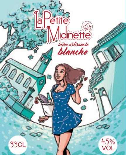 La Petite Midinette Blanche - Boissons