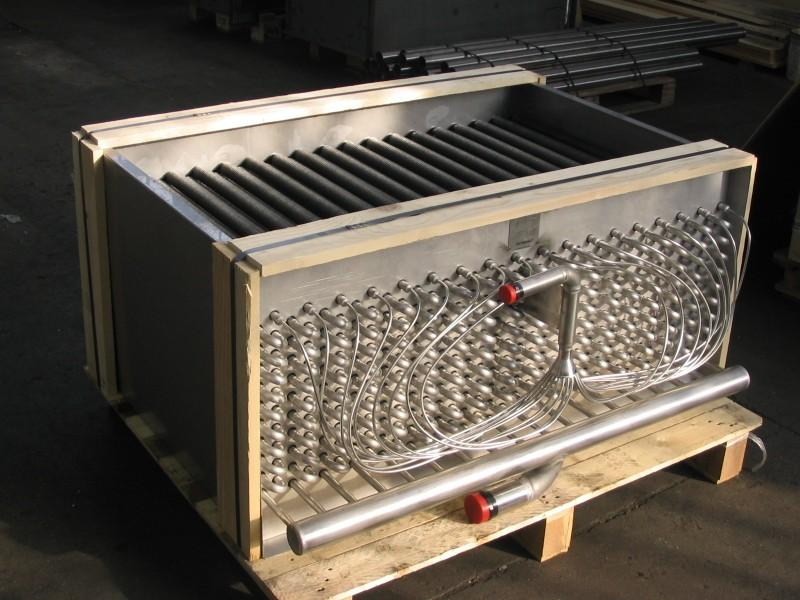 Scambiatori a Tubi Alettati - Scambiatori di calore