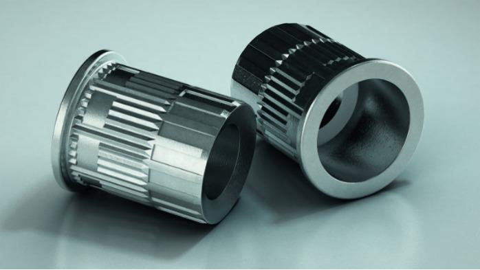 Light Weight blind rivet nut - Perfectly suited for weight reduction and resource conservation