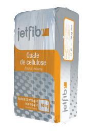 Fibre ouate de cellulose JETFIB'OUATE - null