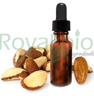 Organic Brazil Nut Vegetable Oil - null