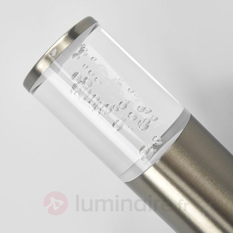 Applique LED en biais Belen pour l'extérieur - Appliques d'extérieur LED