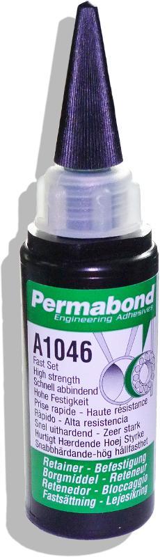 Permabond A1046 | 50 ml Kunststoff-Flasche mit Auftragsdüse - PB-A1046-50