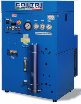 Compresseurs à moteur électrique, insonorisés et compact - MCH 13, 16 et 18 Mini Silent et Super Silent Evo