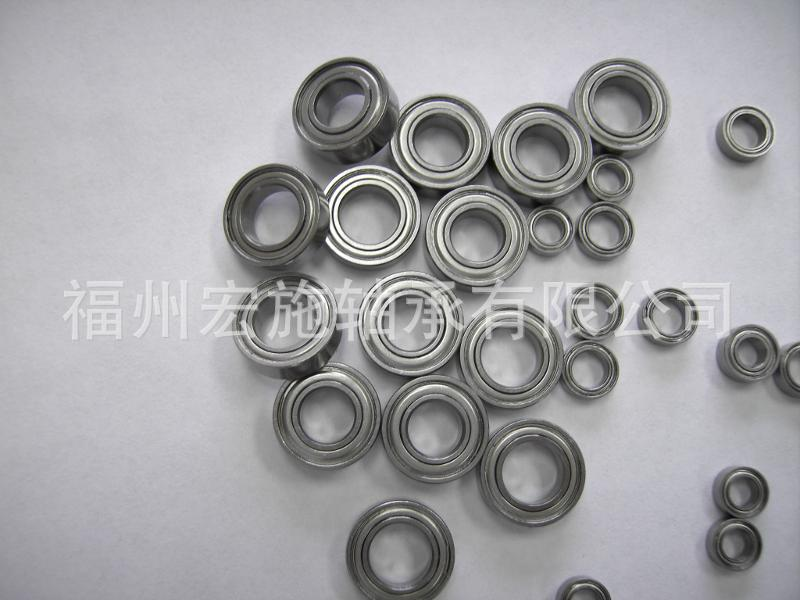 Ball Bearing - 606ZZ-6*17*6