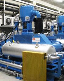 HIGH PRESSURE COMPRESSORS - Turn key package