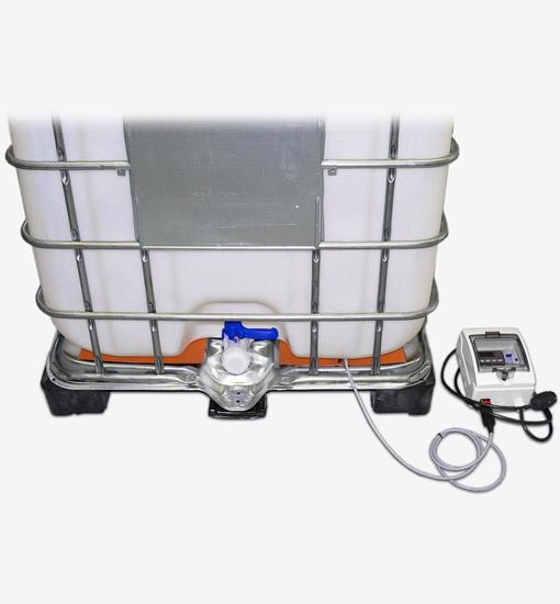 Container Heater - Base Heater Mat IBC-A