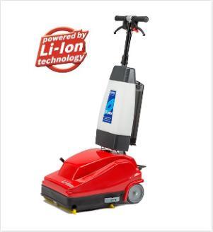 Turbolava Plus 35 Li-ion - Lavasciuga Pavimenti Compatta a Batteria per uso semi professionale efficace