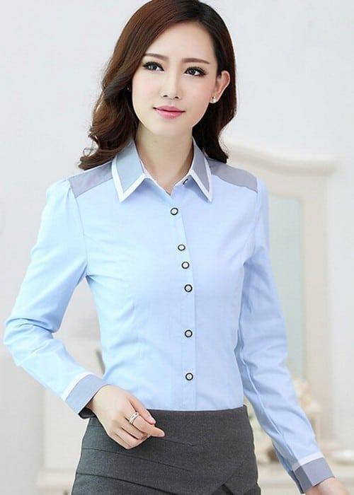 Long sleeved shirt S42 - Shirt