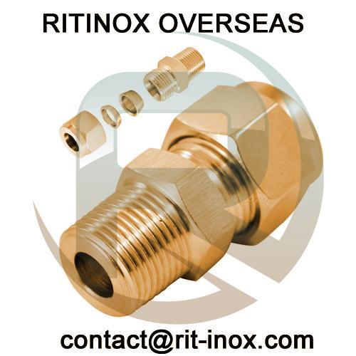 Copper Instrumentation Tube Fittings -