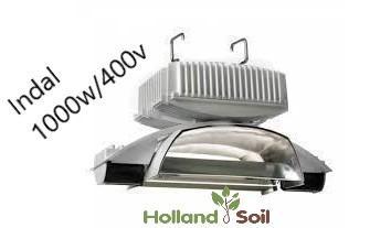 Foco Indal 1000w/400v - El material de alta calidad merece una segunda vida.