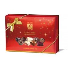 Assorted chocolates for Christmas - Emoti La Flambee 120g