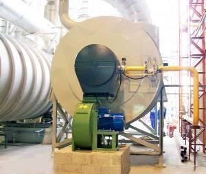Generador de gases calientes - Cámaras de Combustión