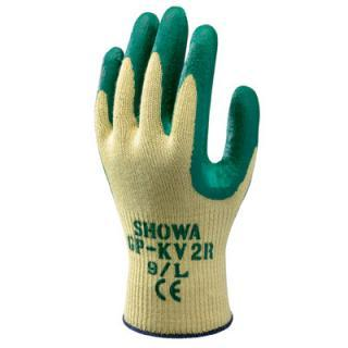 gants de protection pour l'industrie GP-KV2R NITRILE ARAMID GRIP showa