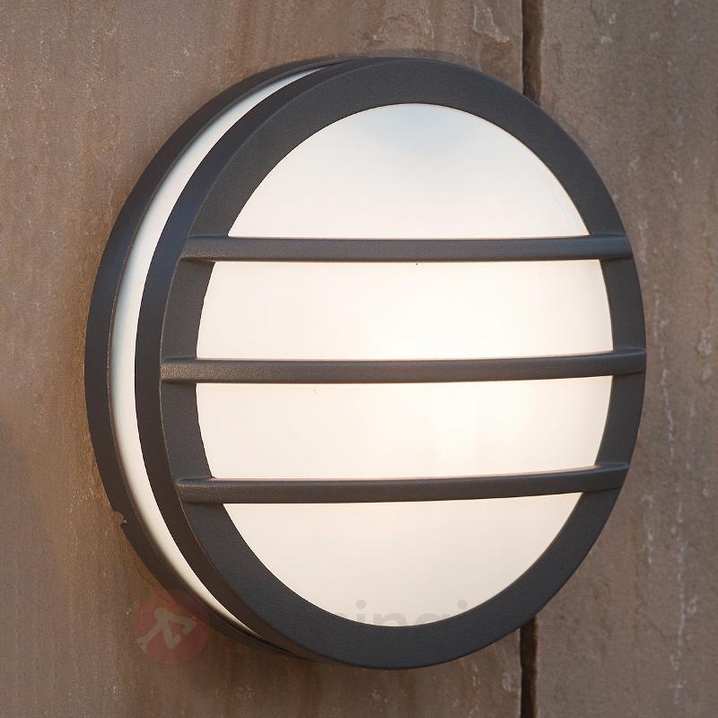 Applique d'extérieur ronde NANDIN - Toutes les appliques d'extérieur