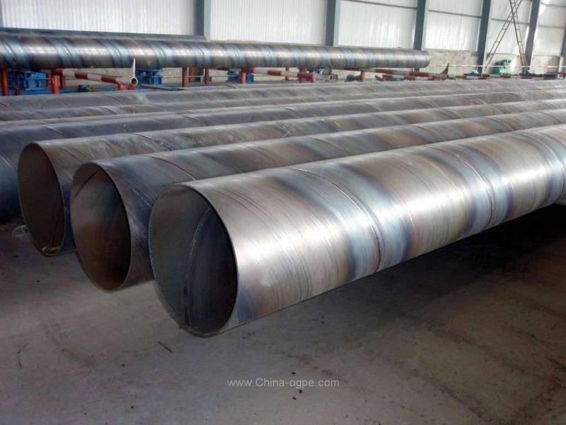 Stainless Steel EFW Pipe  - Stainless Steel EFW Pipes Stainless Steel ASTM A358 Pipe Manufacturer
