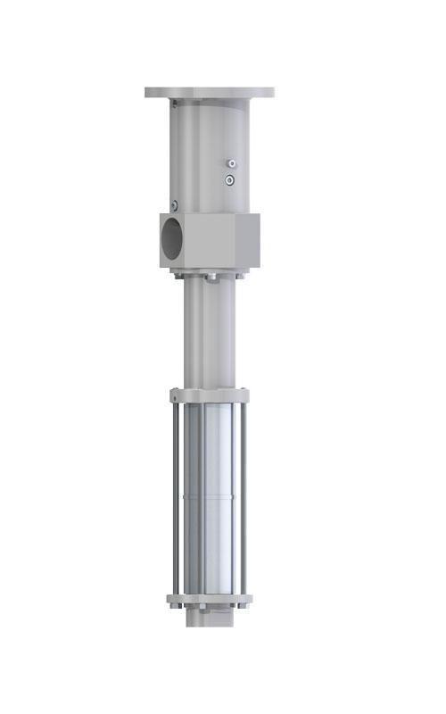 Self-priming pump 3VMP22 - Progressive cavity pump / 13.5 ml/rev
