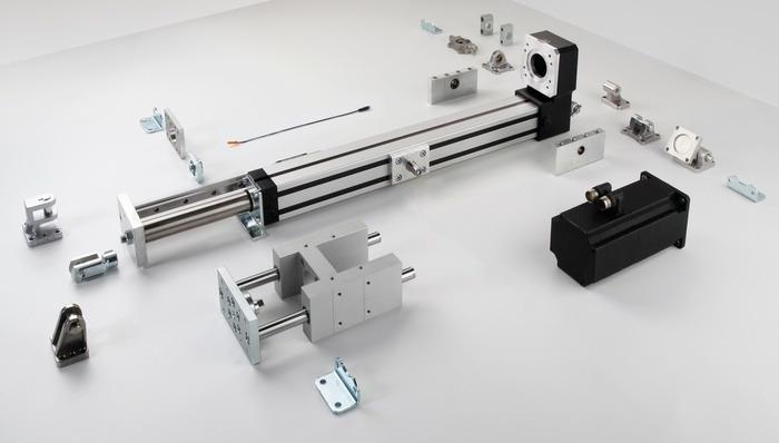 Electric cylinders - Electric linear cylinders as an alternative to pneumatic/hydraulic cylinders