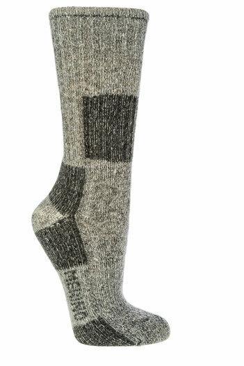 85% Merino Trekking Socken - null