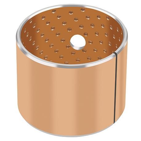 SY - Bimetal Plain Bearings