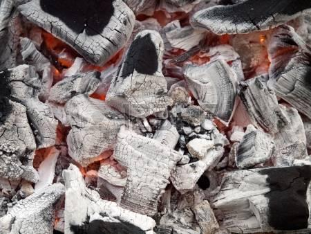 Древесный уголь - Charcoal, quality charcoal (Oak)