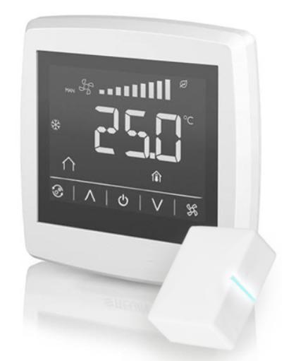 Modbus AC Controller - Smart wireless Modbus AC Controller