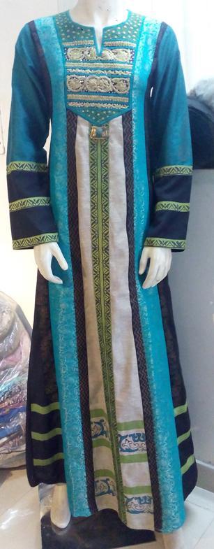 Casual Embellished Jilbabs & Jalabiya | Saudi Arabiya - UAE - Manufacturer & Suppliers Casual Jalabiya