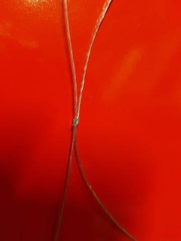 RETE MULTI FILAMENTO - Genera meno ombreggiamento e il suo stoccaggio risulta più agevole