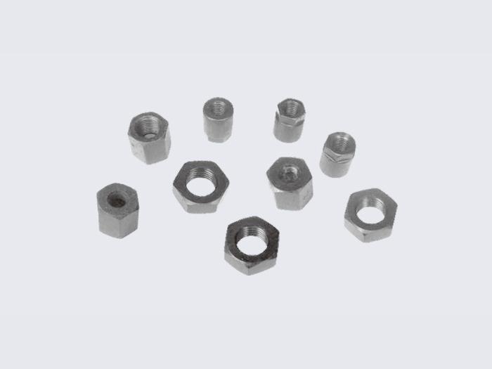 Molybdenum screw cap