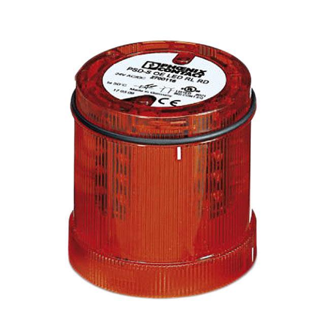 OPTIC EMELENT RED LED ROTATING - Phoenix Contact 2700116