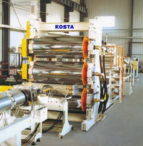 Optical Extrusion Production Lines
