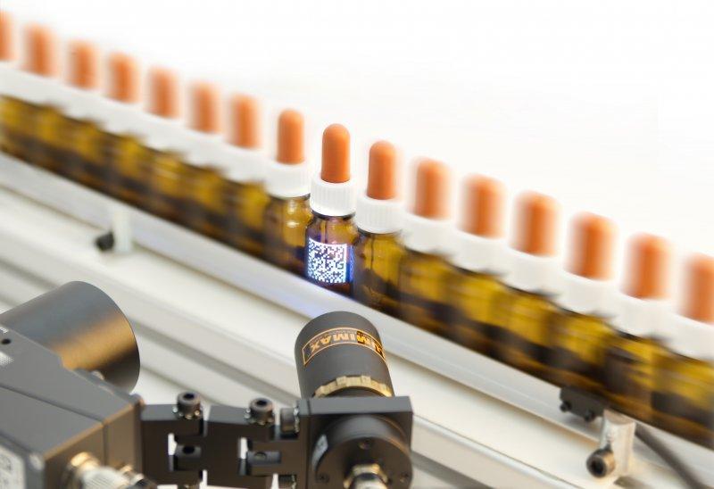 LED UV lighting - LED UV lighting for fluorescence applications in the Machine Vision area