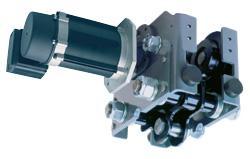 Chariot de direction électrique - à vitesse variable pour charge de 125 à 5 000 kg