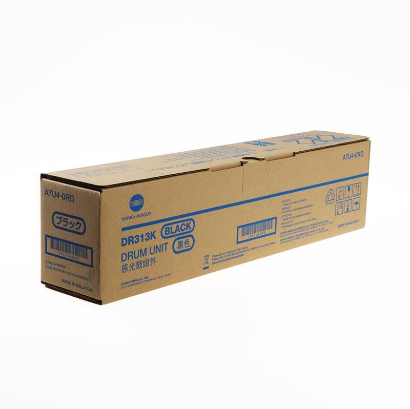 Drum - Office supplies - Minolta Drum A7U40RD standard capacity DR-313K black