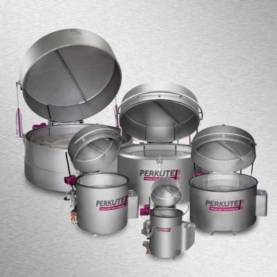Toplader Teilereinigungsanlage Clean-o-mat SP