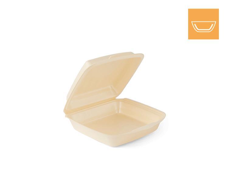 laminated, 1-comp - Food boxes