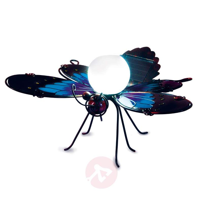 Butterfly solar light Mariposa with LED - Decorative Solar Lights