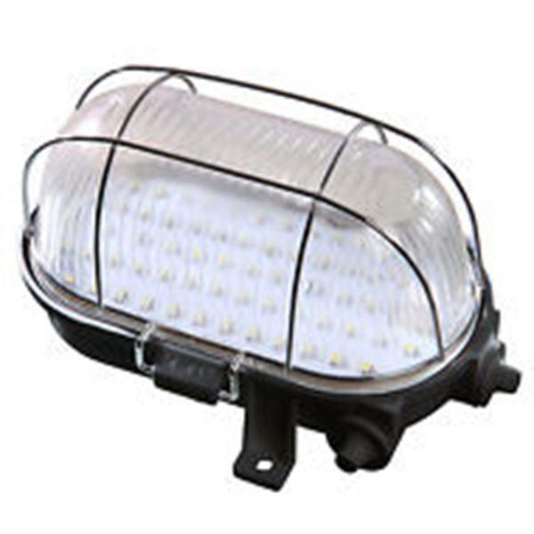 HUBLOT LED 4W NOIR - Intérieur standard