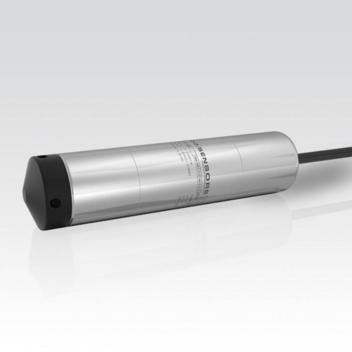 Hydrostatic Level Probe LMK 382H - hydrostatic level sensor / for high-viscosity liquids / for harsh environments